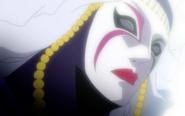 Female Blueno mask