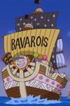 Navire de Bavarois