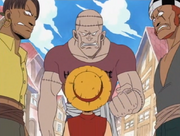 Superhuman Domingos Anime Infobox