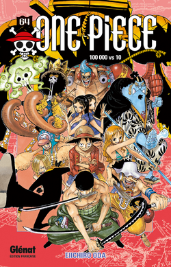 Tome 64 Couverture VF Infobox