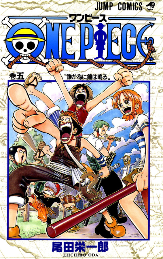 One Piece Episodenliste