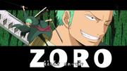 Zoro We Go!