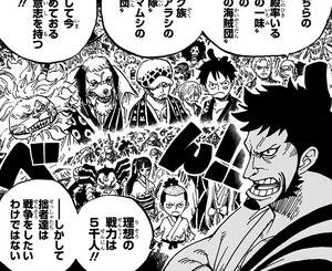 Alliance des Ninjas-Pirates-Minks-Samouraïs Infobox
