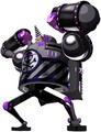 Black Franky Shogun