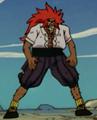 El Drago sin su armadura