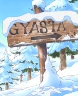 Gyasta Anime Infobox