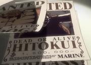 Hitokui Avis de Recherche