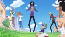 Los de Sombrero de Paja reaccionan a la nueva recompensa de Luffy