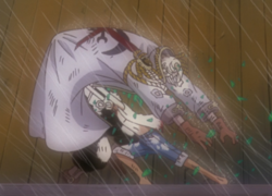 Luffy Defeats Gasparde