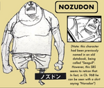 Nozudon sbs
