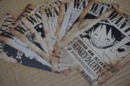 OP x Kyoto Straw Hats Wanted Posters