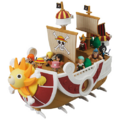 One Piece Memorial Log Ship Thousand Sunny