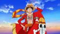 Wake Up! Luffy Fin
