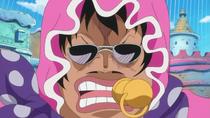 Anger Senor Pink