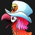 DJ Parrot Portrait