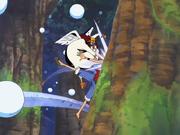 Luffy, Usopp, and Sanji vs. Satori