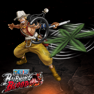 One Piece Burning Blood Usopp (Artwork)
