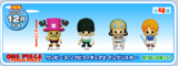 One Piece x Panson Works Soft Vinyl Set 2