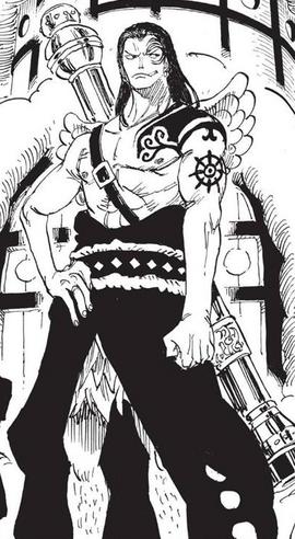 Wyper Manga Dos Años Después Infobox