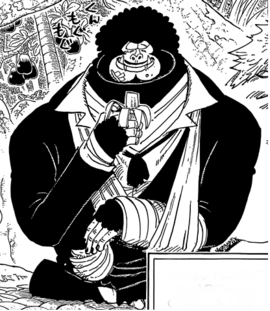 Black Back Manga Infobox