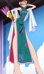 Nami Special 3 Second Outfit