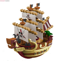 OnePieceWobblingPirateShipCollection3-RedForce