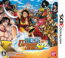 One Piece Unlimited Cruise SP Jaquette Jap
