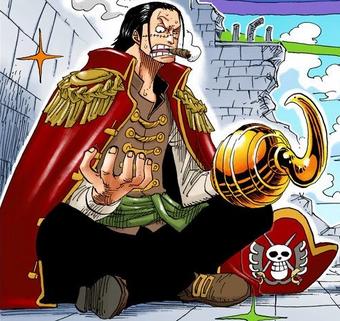 Crocodile | One Piece Wiki | Fandom
