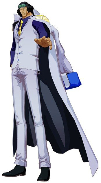 image kuzan in unlimited world red png one piece wiki fandom