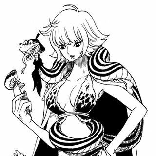 Marguerite im Manga