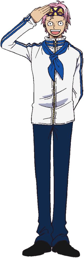 Koby Anime Concept Art
