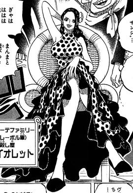 Viola Manga Infobox