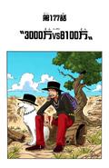 Coloreado Digital del Capítulo 177