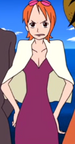 Nami Movie 6 First Outfit