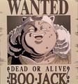 Recompensa de Boo Jack en la Isla del Reloj