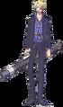Sanji en Strong World