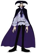 Van Ogre Anime Concept Art
