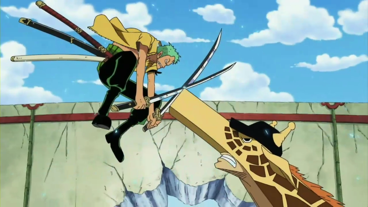 collection image wallpaper: One Piece Enies Lobby