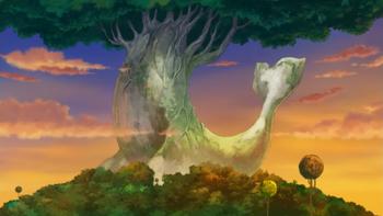 Bosque de la Ballena
