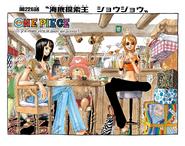 Coloreado Digital del Capítulo 226