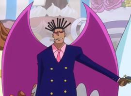 Dacquoise Anime Infobox