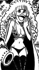 Daisy Infobox Manga