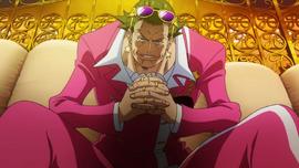 Gild Tesoro Anime Infobox