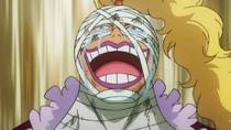 Killer as Kamazo Shedding Tears