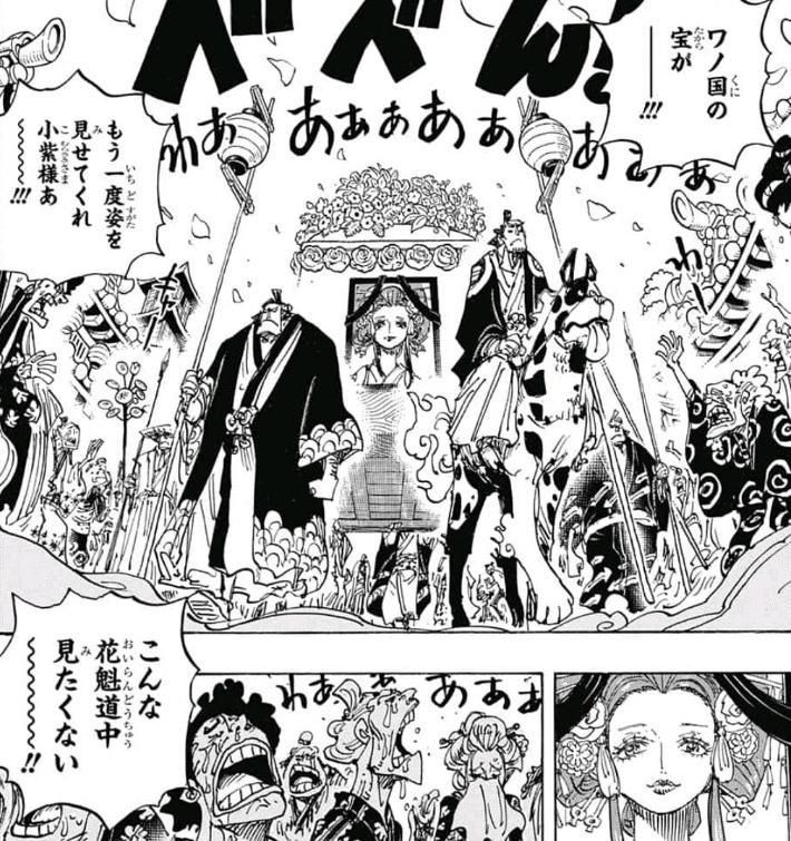 Kozuki Hiyori One Piece Wiki Fandom