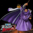 One Piece Burning Blood Admiral Fujitora (Artwork)