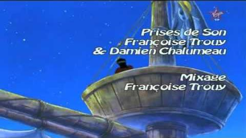One Piece Ending 9 crédité en français