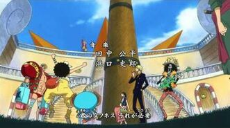 One Piece Opening 15 WE GO HD
