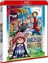 One Piece Película 3 blu-ray España