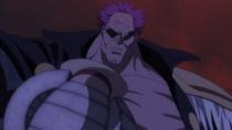 Zephyr Mengambil Topi Jerami milik Luffy